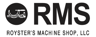 Royster's Machine Shop, LLC
